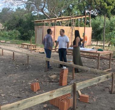 Obras de UBS na comunidade Gameleira já foram iniciadas