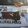 PM faz ação na Praça da Bandeira contra comércio de celulares roubados