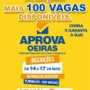 Prefeitura de Oeiras abre mais 100 vagas em preparatório para o ENEM
