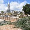 Prefeitura investe na construção de 82 barracas para os Festejos