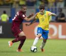 Brasil tropeça na Venezuela e no VAR e ouve gritos de 'olé'