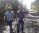 Estrada que liga ao Povoado David Caldas recebe Operação Tapa Buracos