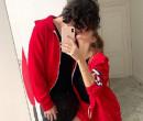 Fiuk publica foto beijando Isabella Scherer e assume namoro