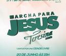 Marcha para Jesus espera reunir 300 mil pessoas em Teresina