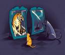 O narcisismo no humor cai no gosto de cartunistas internacionais
