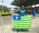 Piauiense conquista medalha de prata em competição na Colômbia