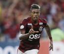 Lesionado, Bruno Henrique desfalca o Flamengo contra o Athletico