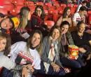 Pato faz filha de Silvio ir a estádio pela 1ª vez: