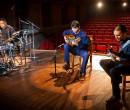 Violonista Josué Costa faz show no Theatro 4 de Setembro, dia 26