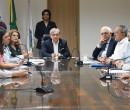 Bancada federal piauiense discute destinação de emendas para UFPI