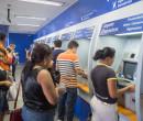 Caixa inicia pagamento de abono para nascidos em agosto; R$ 1,4 bilhão