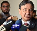 Em reunião com Bolsonaro, Dias discutiu obras de infraestrutura