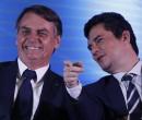 Moro não revela documento que deu a Bolsonaro sobre laranjas
