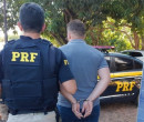 Motorista é preso após tentar subornar agentes da PRF na BR-343