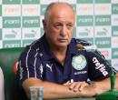 Pelo Palmeiras, Felipão revive rivalidade que ajudou a criar