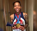Campeã olímpica, judoca Rafaela Silva é flagrada em antidoping