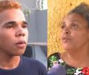 Cansada de sofrer, mãe apela para que filho seja preso