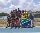 Amormed conquista 21 medalhas no Piauiense de Atletismo Sub-18