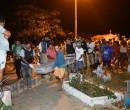 Corpo é encontrado com perfurações dentro de cemitério em Parnaíba