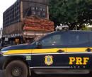 Em quatro dias, PRF registra 27 acidentes nas estradas piauienses