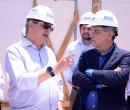 Em Teresina, Zé Filho e presidente da CNI visitam escolas do Sesi/Senai