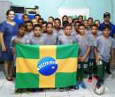 Gestão contempla 25 atletas da Seleção Sub-11 com fardamento