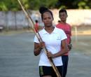 Maria da Paz fala sobre nova fase na carreira: Mãe, atleta e estudante