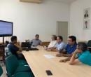 Em reunião no INCRA, gestão acompanha processo de doação de terras
