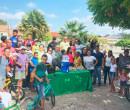 União 166 Anos | Passeio Ciclístico e alvorada movimentaram as ruas da cidade