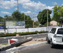 Motorista derruba poste após passar mal ao volante na Ponte Estaiada