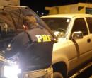 Casal é preso por conduzir veículo com documento falsos na capital