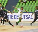 Campo Largo conhece primeira derrota na Copa Nordeste de Futsal