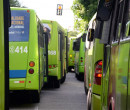 Frota de ônibus é reforçada em Teresina devido ao Enem