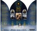 Selo brasileiro dos Correios é premiado na Itália