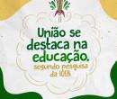 União se destaca na Educação e alcança 4.1 no IOEB
