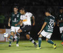 Vasco cede empate ao Goiás com gol contra no último minuto