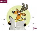 Confira a charge de Nilton publicada nesta sexta-feira no Jornal O Dia