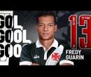Fredy Guarín negocia sua renovação de contrato com o Vasco