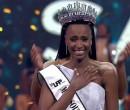 Negra, candidata da África do Sul vence Miss Universo e leva 3ª coroa