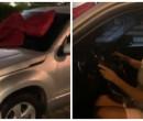 Mayra Cardi presenteia babá da filha com carro zero
