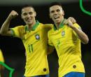 Seleção brasileira vence Peru na estreia do Pré-Olímpico