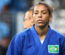 Suspensão de dois anos por doping tira Rafaela Silva da Olimpíada