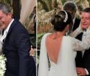 Tom Veiga, intérprete de Louro José, se casa no Rio