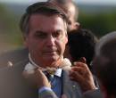 Bolsonaro insulta repórter da Folha de S.Paulo com insinuação sexual