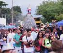Capote da Madrugada: mais de 10 mil foliões curtem o carnaval na capital