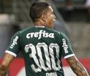 Dudu marca e dá a vitória ao Palmeiras em 300º jogo pelo clube
