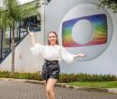 Larissa Manoela confirma sua contratação pela Globo