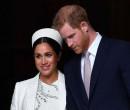 Rainha proíbe Meghan e Harry de usarem marca 'realeza de Sussex'