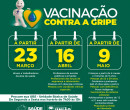 Campanha de vacina contra a gripe é realizada em União