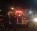 Homem tenta roubar arma e viatura da Guarda Municipal e acaba morto